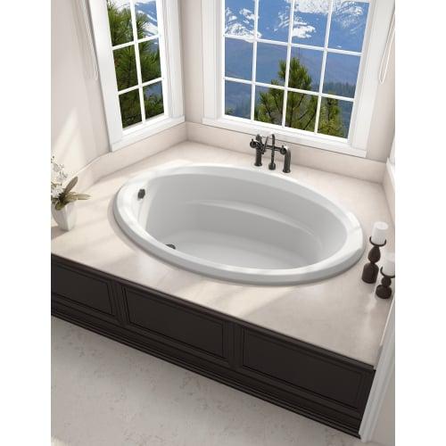"""Jacuzzi Esp6060 Wcl 1hx Whirlpool Bathtub: Jacuzzi J4D6042 WRL 1XX 60"""" X 42"""" Signature Drop In"""
