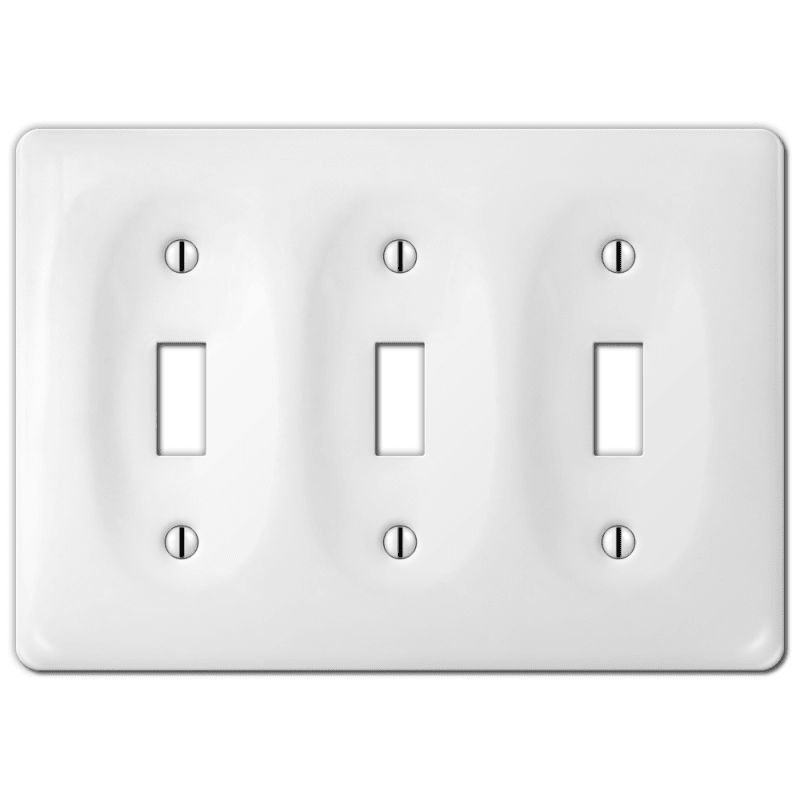 electrical wall plate covers decorative electrical wall.htm amertac 3020ttt allena 3 toggle switch wall plate  3020ttt allena 3 toggle switch wall plate
