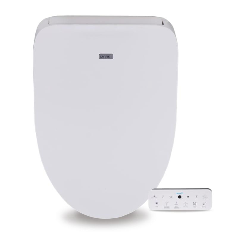 Incredible Biobidet Ub 4800 Divine Elongated Bidet Toilet Seat With Ibusinesslaw Wood Chair Design Ideas Ibusinesslaworg