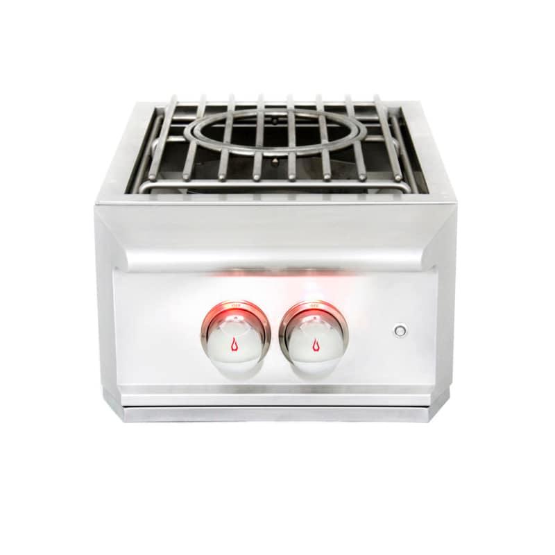 Blaze Grills BLZ PROPB NG 35000 BTU Single Side Burner for Built In Grills