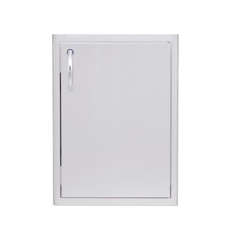 Blaze Grills BLZ SINGLE 2417 R 21 Inch Wide Outdoor Approved Single Access Door
