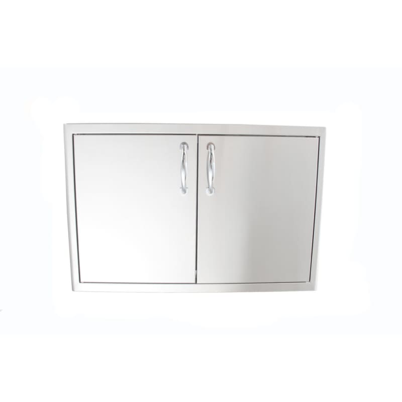 Blaze Grills BLZ DRY STG 33 Inch Wide Enclosed Dry Storage Cabinet with Shelf