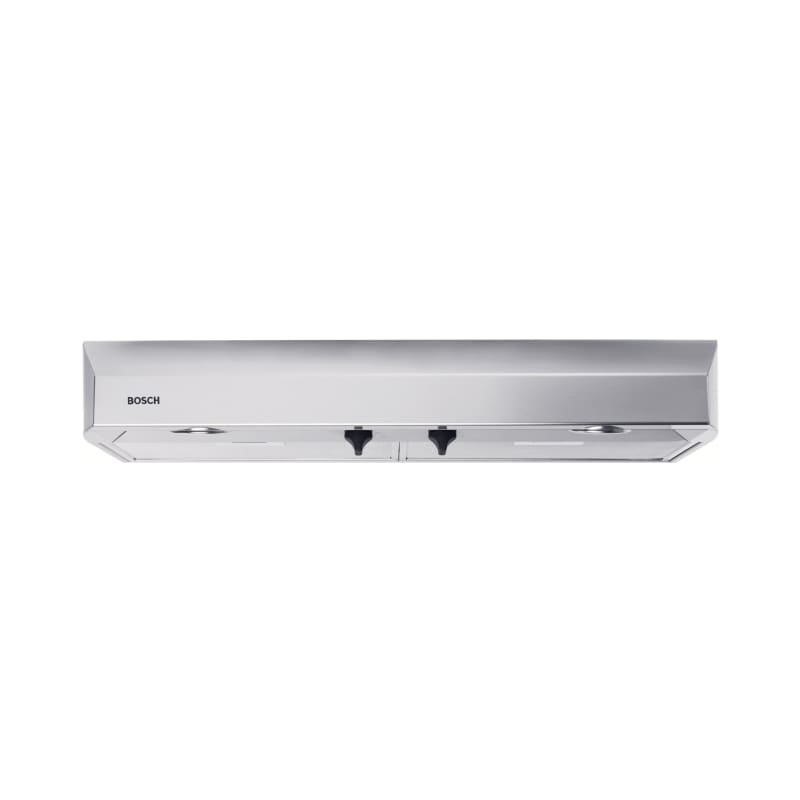 "Bosch Duh301 30"" Under Cabinet Range Hood With 280cfm, 3 Speed Fan, And Incandes"