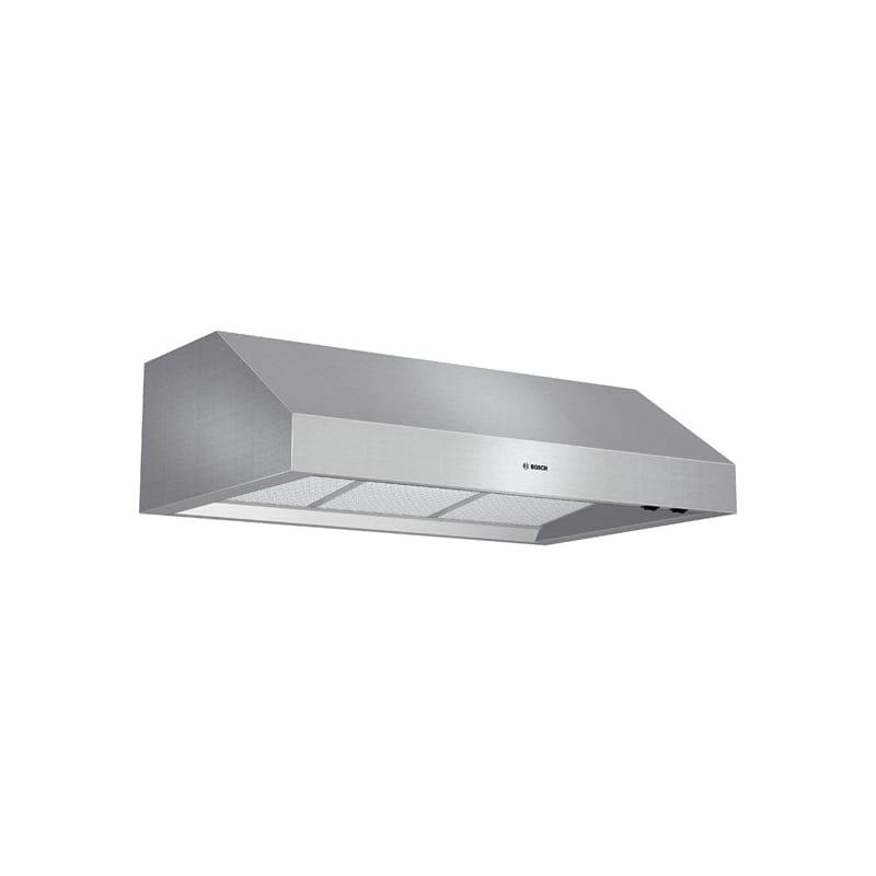 Bosch Dph36652uc 600 Cfm 36 Inch Wide Under Cabinet Range Hood With Recirculatio