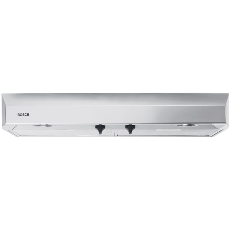 "Bosch Duh362 36"" Under Cabinet Range Hood With 400 Cfm Blower And Halogen Lights"