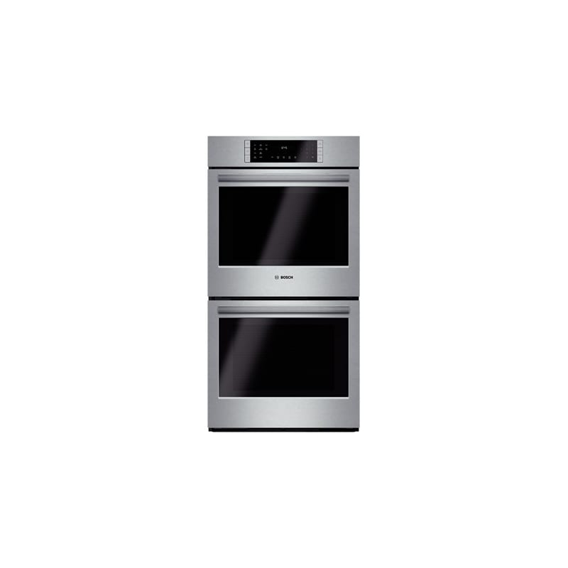 Bosch Hbn8651uc 27 Inch Double Wall Oven From The 800 Series