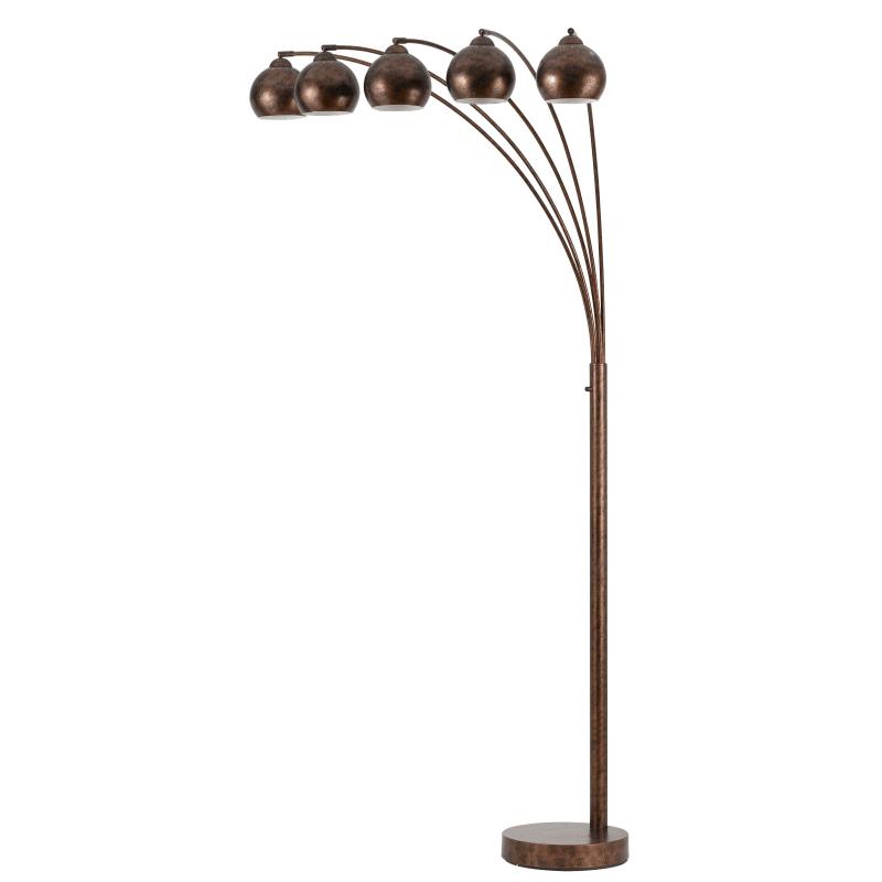 Cal Lighting BO-2030-5L-RU