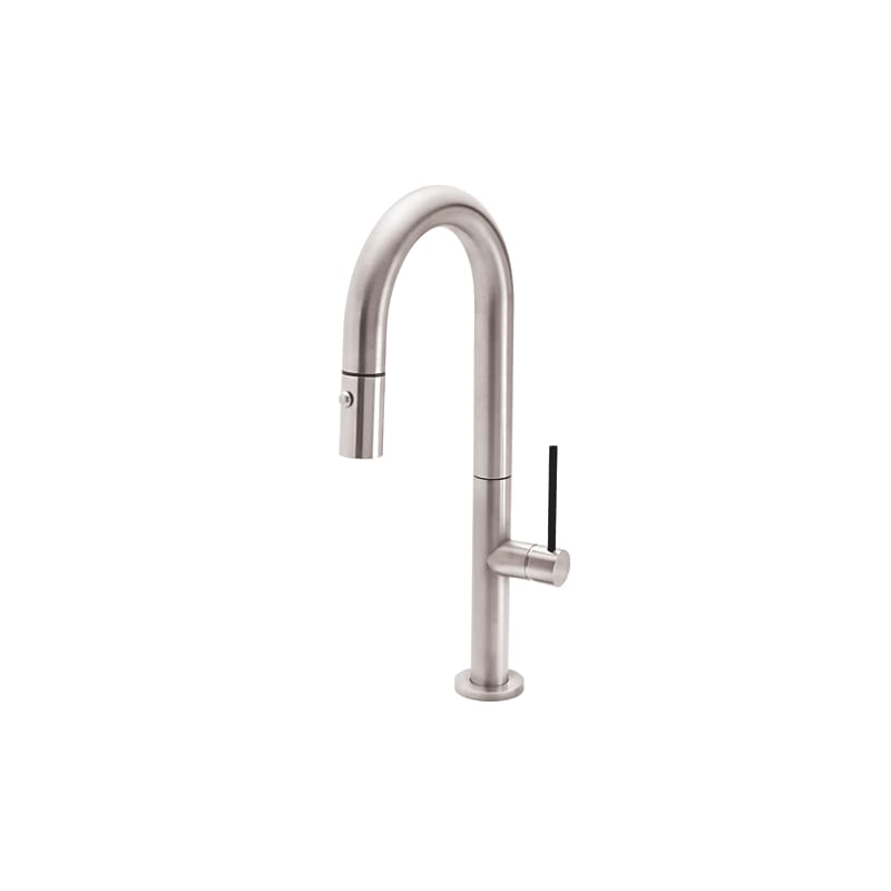 California Faucets TO-70-W-PC Solimar Wall or Deck Handle Trim Polished Chrome