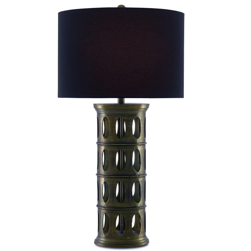 Currey And Company Buffet Lamps: Currey And Company 6000 0415 Quintus Single Light 35 Tall