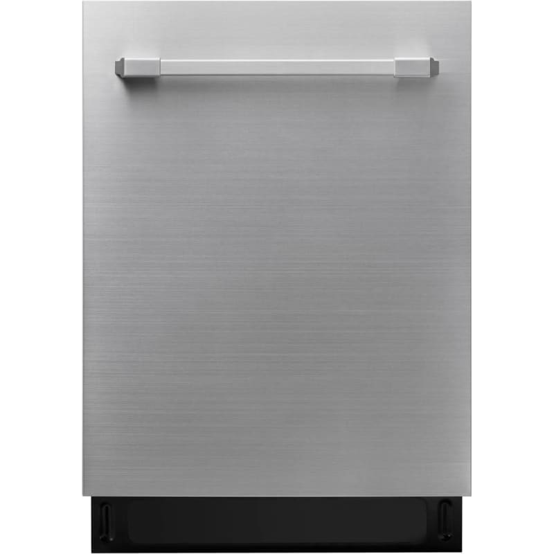 Dacor DDW24T998US 24 Inch Wide 14 Place Setting Energy Star Rated Built-In Fully Integrated Dishwasher with WaterWall Technology, Stainless Steel