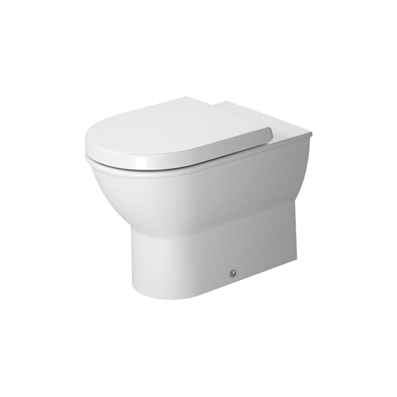 Duravit 213909 Darling New Floor Standing Toilet Bowl Only