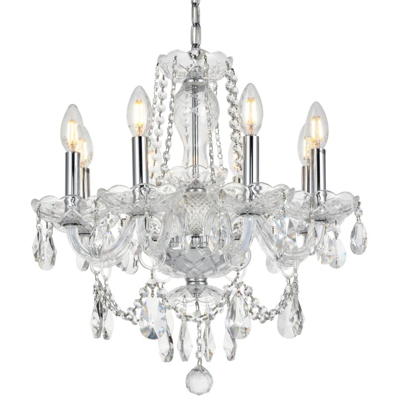 UPC 842814129214 product image for Elegant Lighting 7838D20C Princeton 20