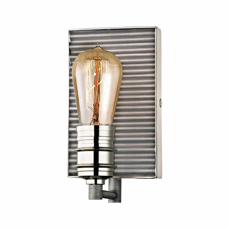 Elk Lighting 15920/1 1 Light Bathroom Sconce