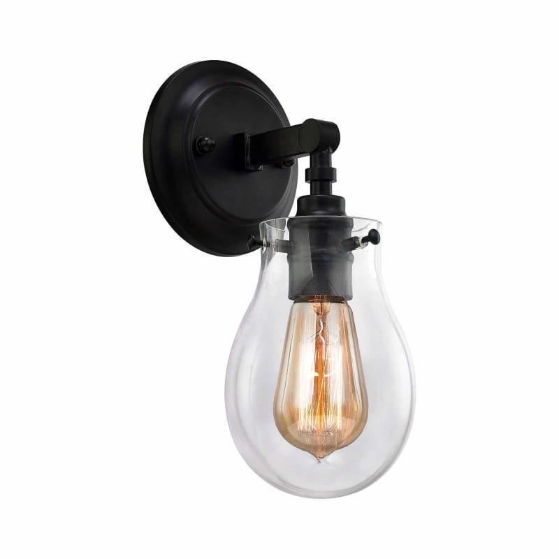 Elk Lighting 31930/1 1 Light Bathroom Sconce