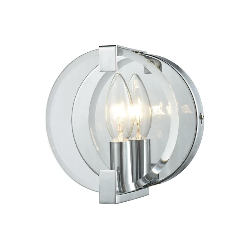 Elk Lighting 81340/1 Clasped Glass Single Light