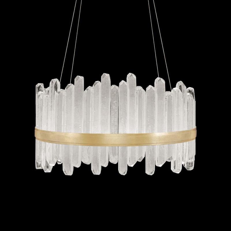 Fine Art Lamps 882540 21st Lior 2 Light 30 12 Wide
