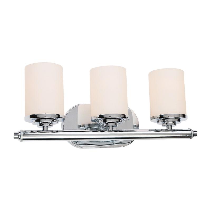 Forte Lighting 5115 03 3 Light 18 Wide