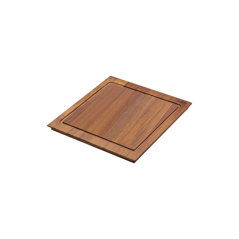 Franke pe 40s solid wood cutting board for Maxim design hotel 3 star