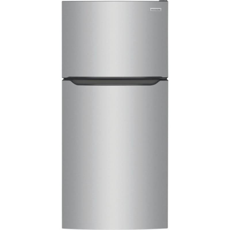 Frigidaire FFHT1835VS 30 Inch Wide 18.3 Cu. Ft. Top Freezer Refrigerator, Stainless Steel