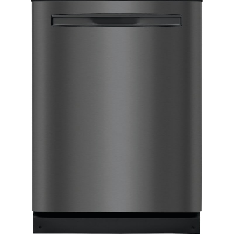 Frigidaire FGIP2468UD Gallery 24 Inch Wide 14 Place Setting Energy Star Rated Built-In Fully Integrated Dishwasher, Black Stainless Steel.