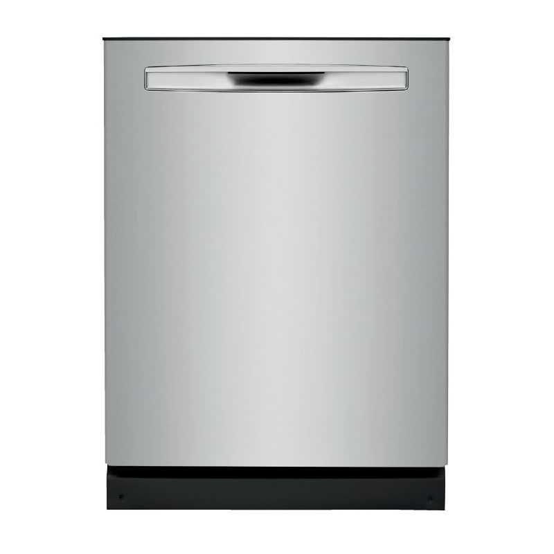 Frigidaire FGIP2468UF Gallery 24 Inch Wide 14 Place Setting Energy Star Rated Built-In Fully Integrated Dishwasher, Stainless Steel