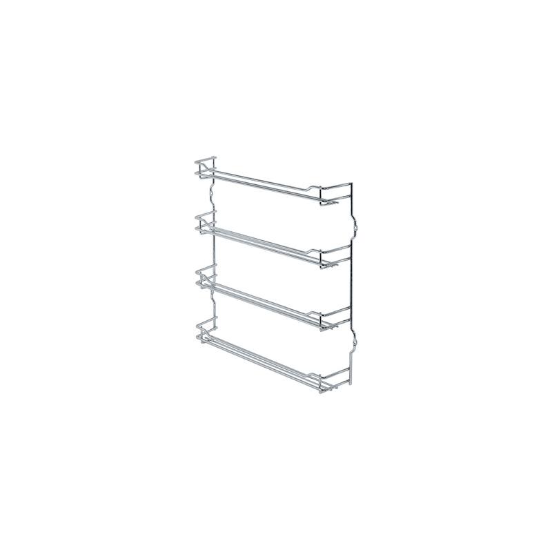 Hafele 543.19.80 4 Shelf 15.375