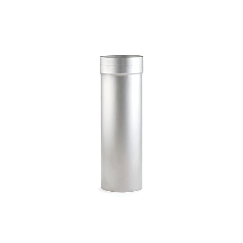 4 inch stove pipe 18 inch Stainless Steel Stovepipe Liner