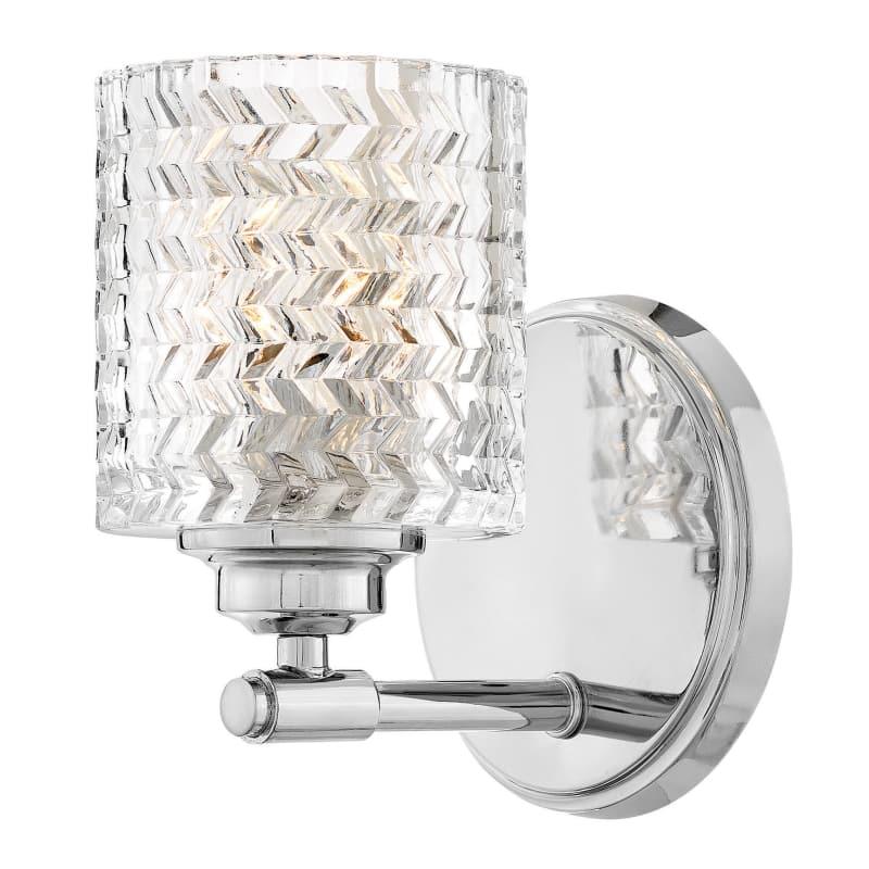 Hinkley Lighting 5040 Elle Single Light 6 Wide Bathroom