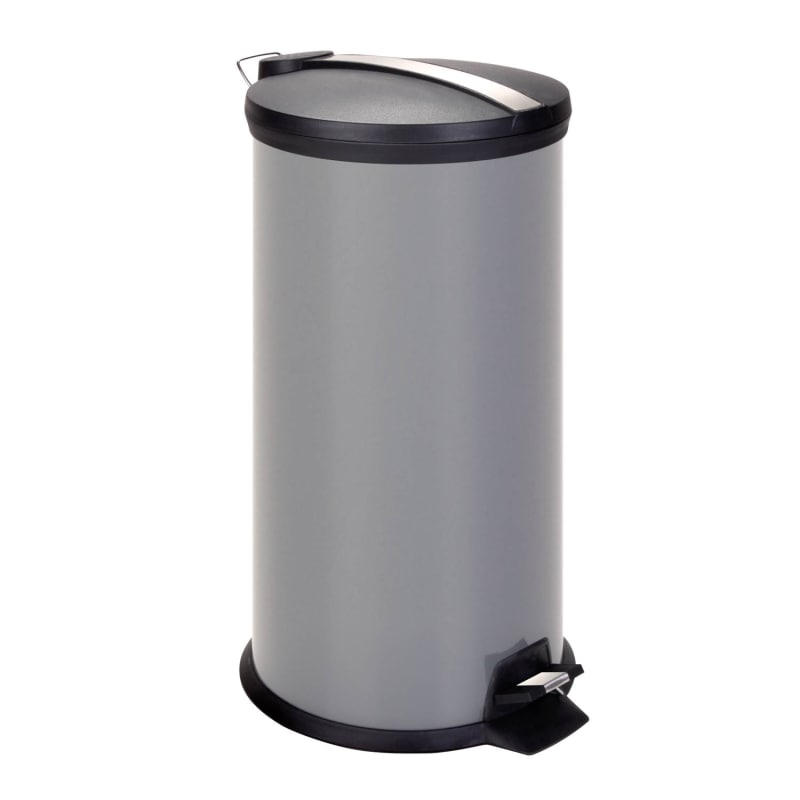 Honey-Can-Do TRS-02070 30 Liter Step Trash Can