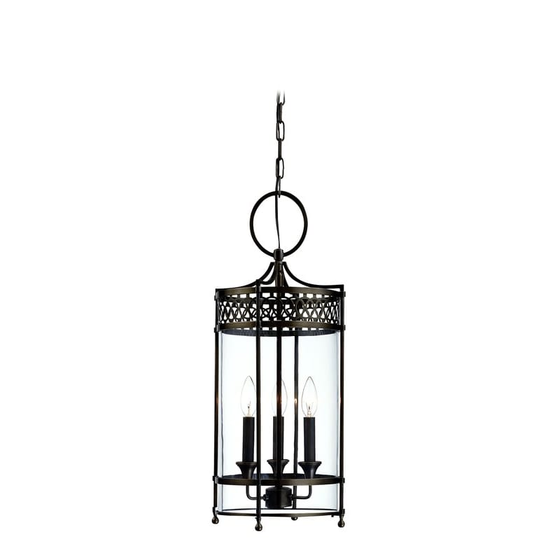 Currey And Company Balthazar: Hudson Valley Lighting 8993 Amelia 3 Light 10 Wide Taper