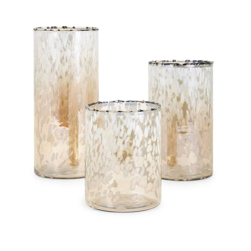 IMAX Home 13841-3 Luxe 3 Piece Glass