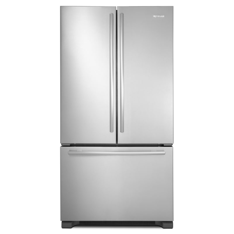 JennAir JFC2290REM 36 Inch Wide 21.94 Cu. Ft. Counter Depth French Door Refrigerator Monochromatic, Stainless Steel