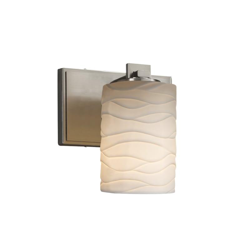 Justice Design Group POR-8441-10-WAVE-LED1-700 Era Single Light