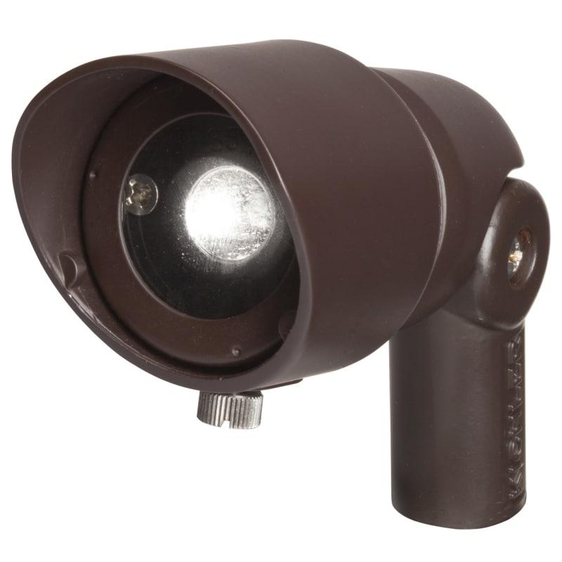Kichler 16000 30 3w Mini Led Accent Light 3000k 10 Degree Narrow Beam