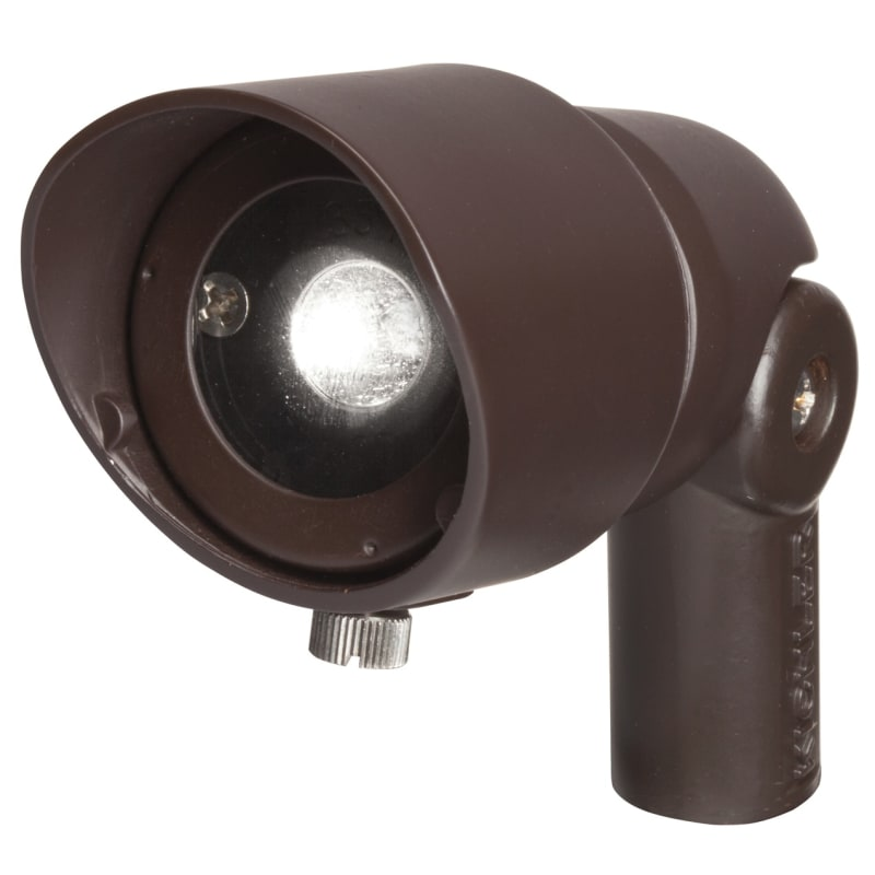 Kichler 16001 30 3w Mini Led Accent Light 3000k 35 Degree Flood Beam