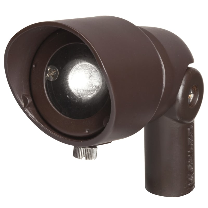 Kichler 16002 30 3w Mini Led Accent Light 3000k 60 Degree Wide Flood Beam