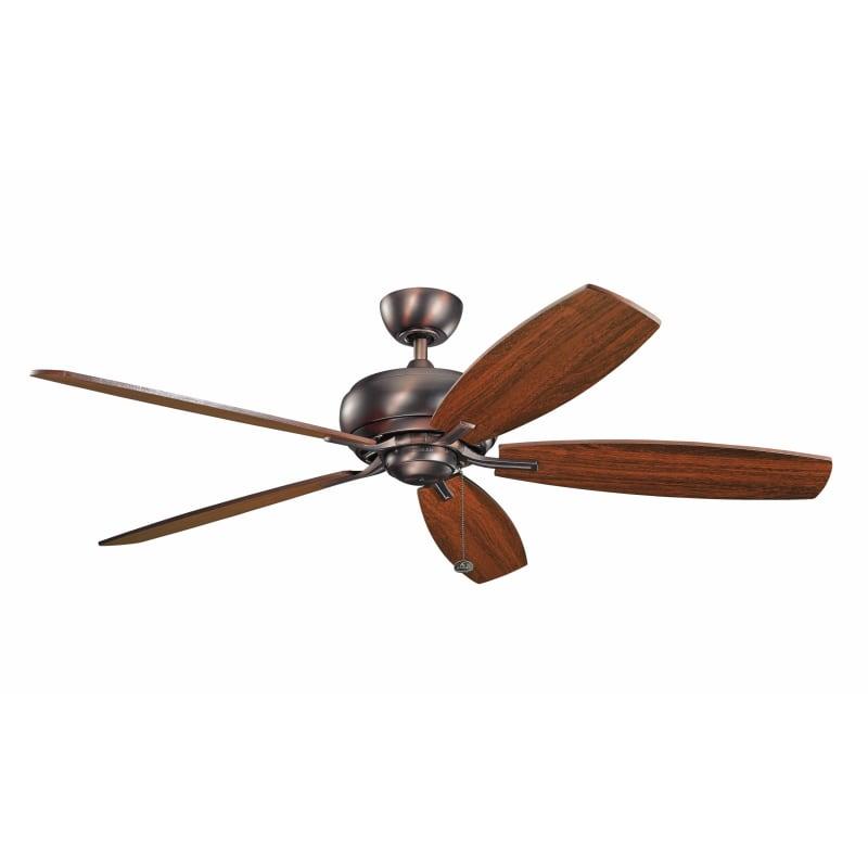 Kichler S390025 Whitmore 60 5 Blade Ceiling Fan