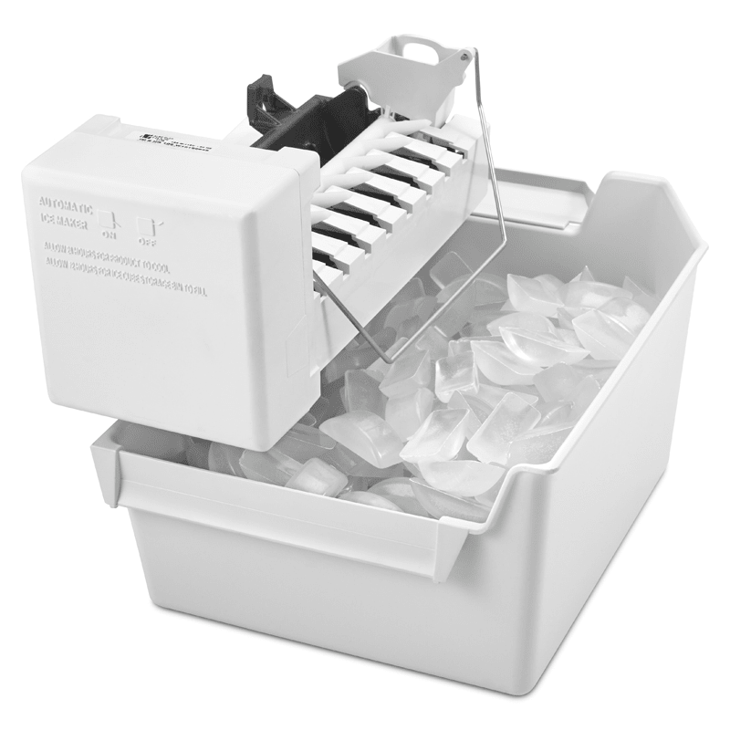 Kitchenaid Eckmfez2 Built In Icemaker Kit With Ez Connect Installation
