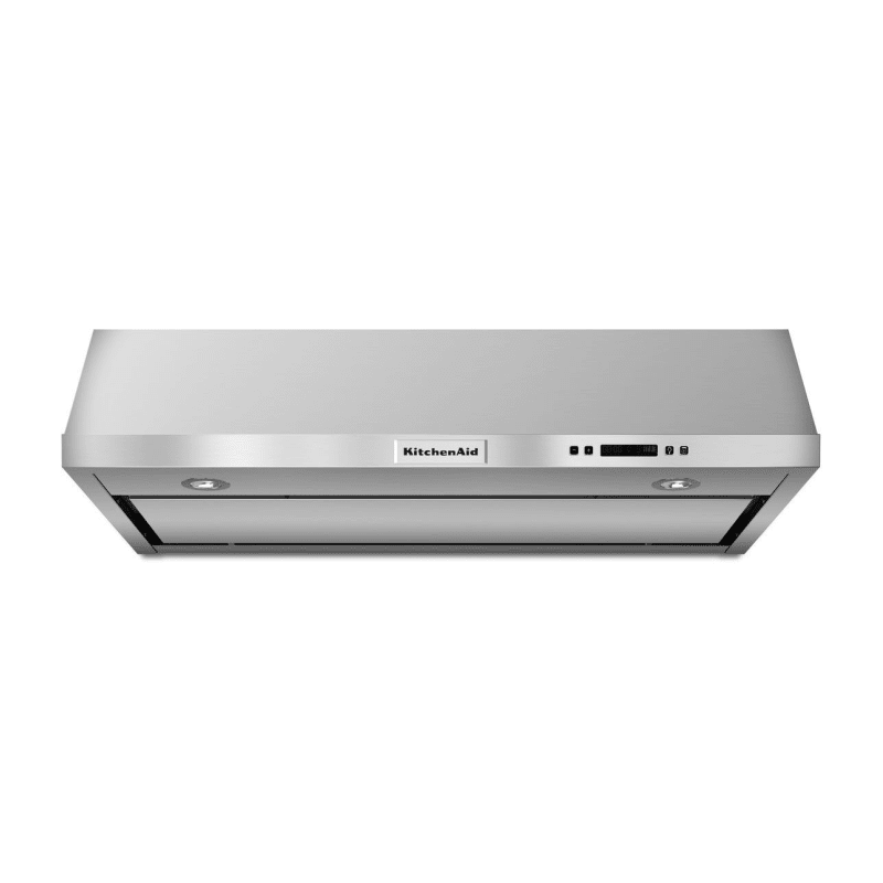 Kitchenaid Kvub606d 600 Cfm 36 Inch Wide Under Cabinet Range Hood With Built In
