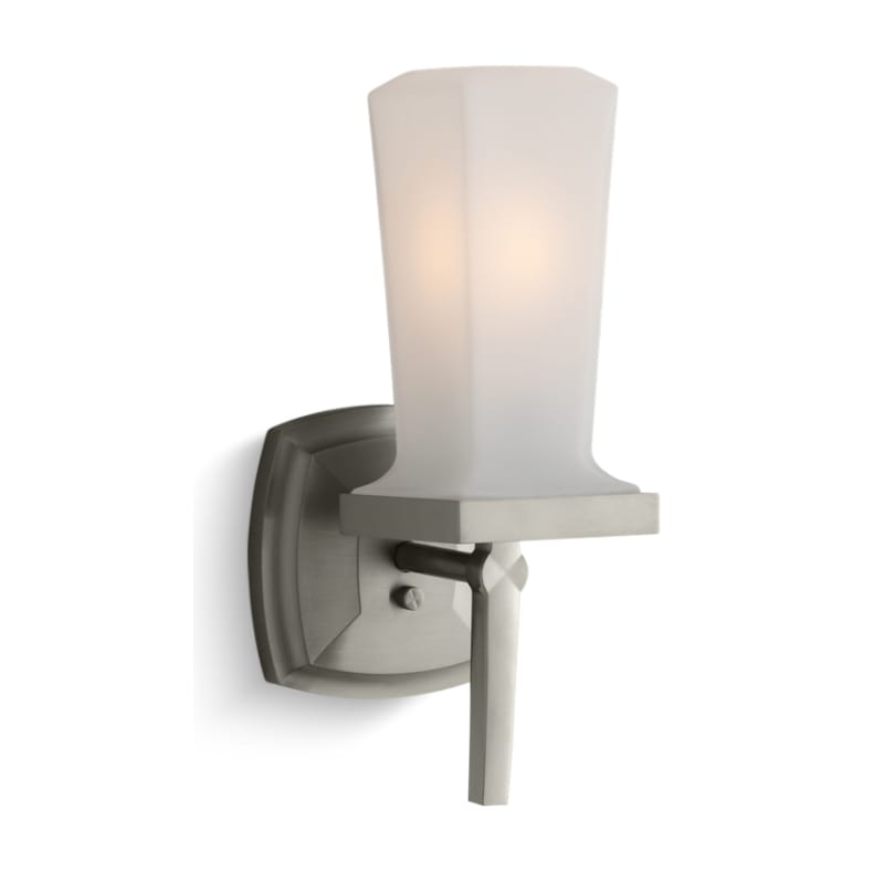 Kohler K-16268 Margaux Single Light 11-13/16