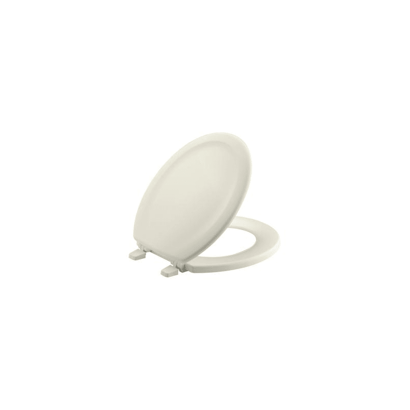 Enjoyable Kohler K 4816 Stonewood Q2 Round Closed Front Toilet Seat Beatyapartments Chair Design Images Beatyapartmentscom