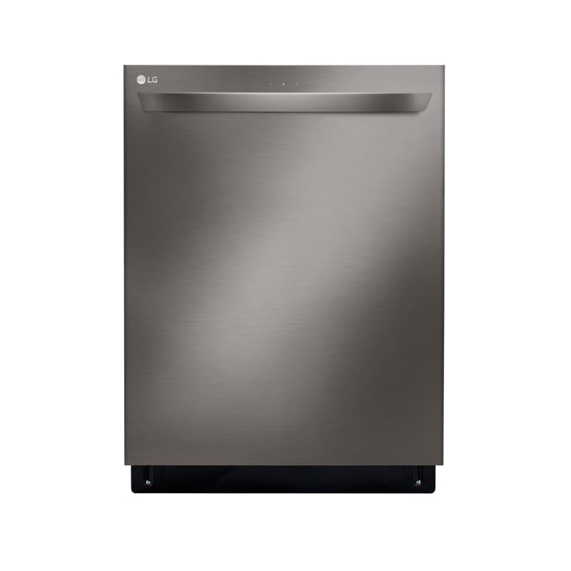LG LDT5678BD 24 Inch Wide 15 Place Setting Energy Star Rated Built-In Fully Integrated Dishwasher, Black Stainless Steel