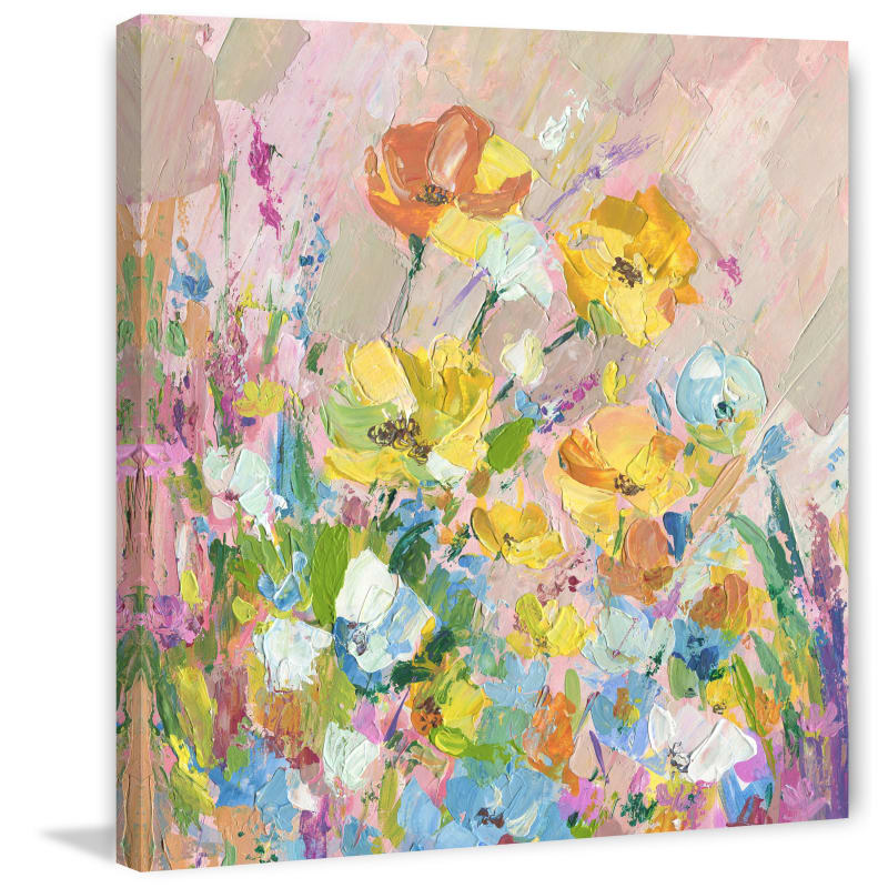 152d48f8f3fc30 ... Home Decor, Paintings And Prints,Pink FeaturesPrint Features A  Botanical Subject And Will Be A Wonderful Complement To Nearly Any  Decorprinted On High ...