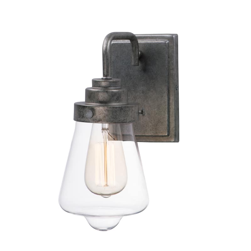 Maxim 11331cl Cape Cod Single Light 12