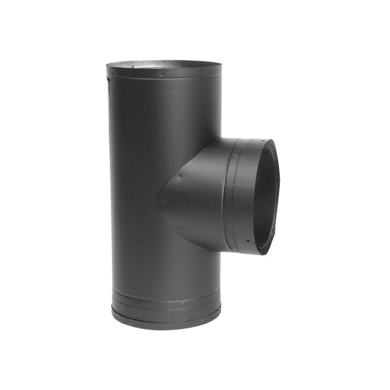 Metalbest 8dcc T 8 Inner Diameter Dcc Stove Pipe Double