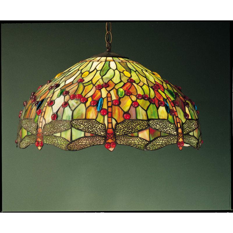 Meyda Tiffany 31108 Stained Glass / Tiffany