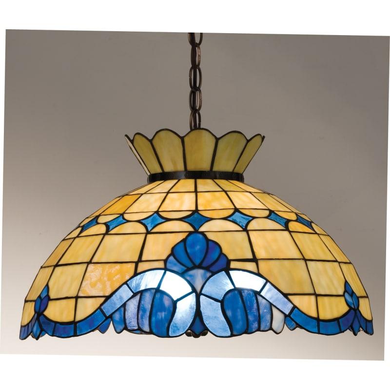 Meyda Tiffany 31202 Stained Glass / Tiffany