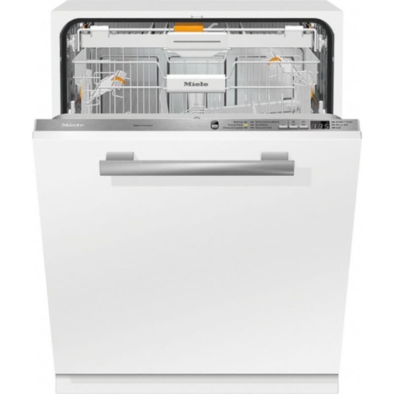 Miele 21666562USA Crystal 24 Inch Wide 16 Place Setting Built-In Fully Integrate Custom Panel Dishwasher