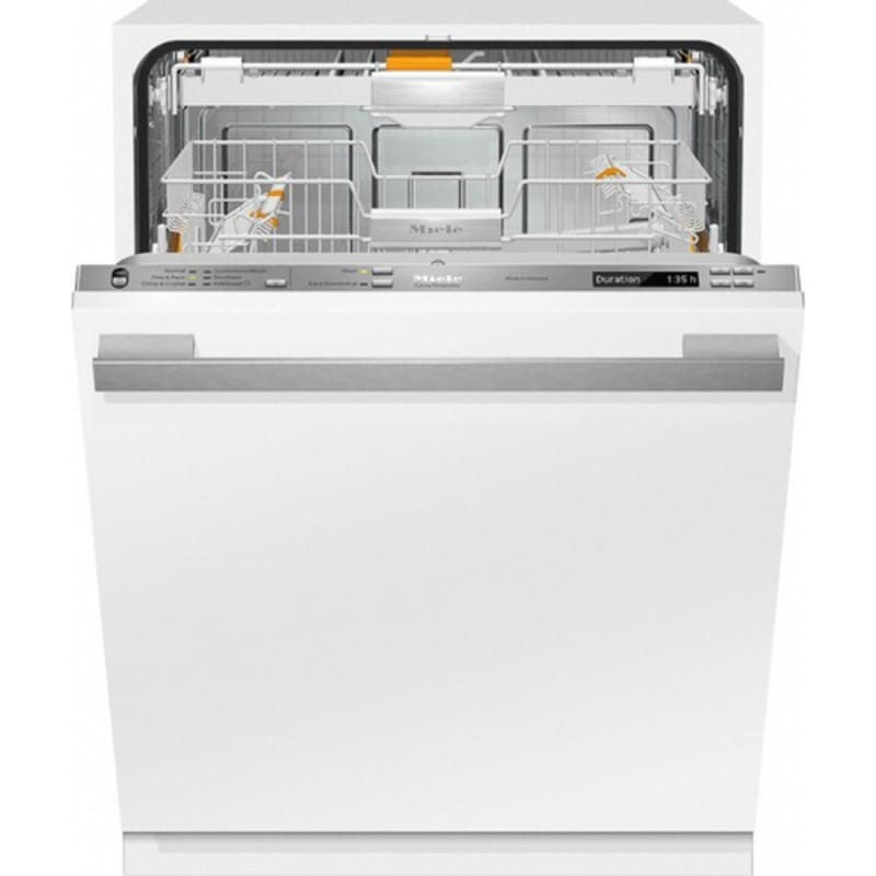 Miele 21678562USA Dimension 24 Inch Wide 16 Place Setting Built-In Fully Integra Custom Panel Dishwasher