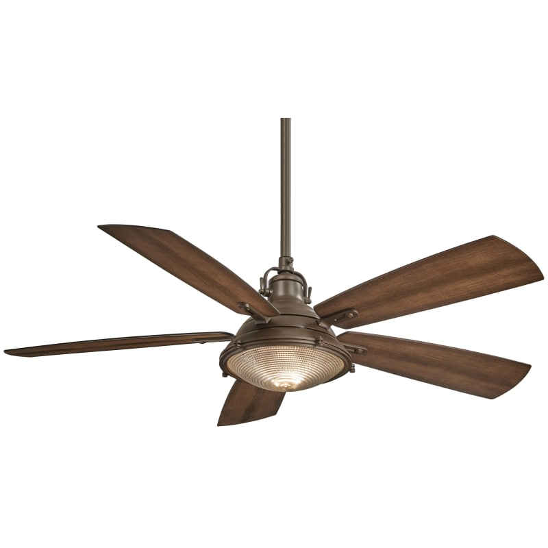 "Minka-Aire F681-ORB, Groton 56"" Ceiling Fan, Oil Rubbed Bronze Finish with Dark Pine Blades -  Minka aire"